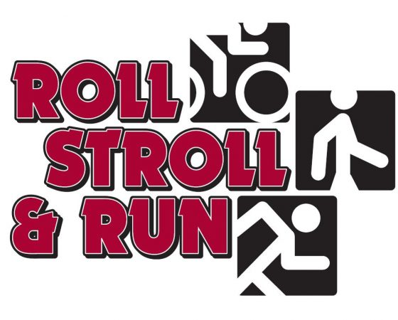 Roll, Stroll & Run Online Registration is Now Open!