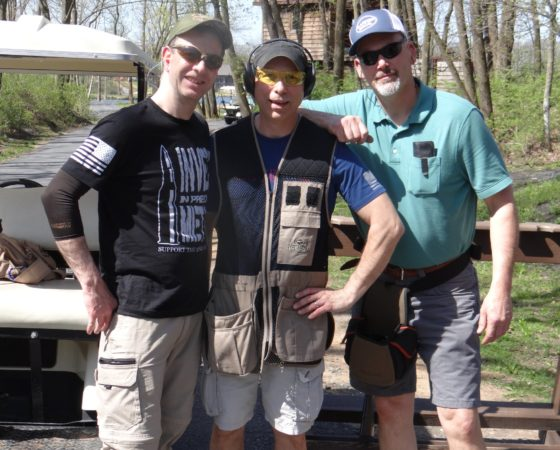 Annual Sporting Clays Challenge -NEW DATE!
