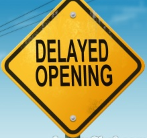 COWPATH ROAD CAMPUS DELAYED OPENING – FRIDAY, FEBRUARY 19